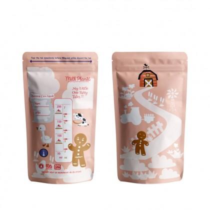 Milk Planet My Little One Fairy Tales Breastmilk Storage Bags (7oz/200ml)
