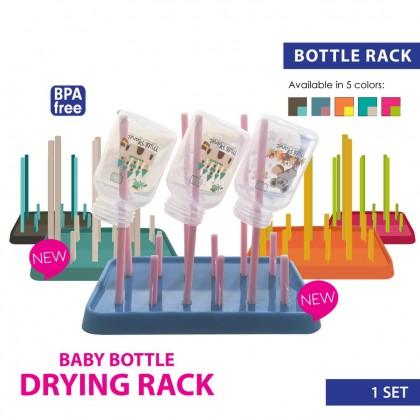 Baby Planet's Baby Bottles Drying Rack