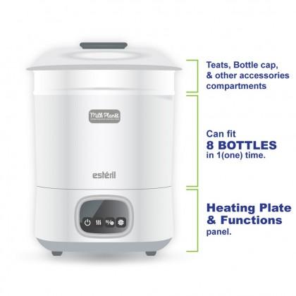 Milk Planet Esteril Intelligent Steam Sterilizer & Dryer